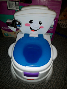 Fisher Price Cheer for Me Singing Potty