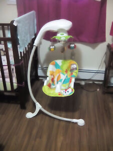 FISHER PRICE BABY SWING FOR SALE!!! $70.00 OBO