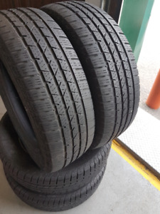225/65R17  HANKOOK, 4 SUMMER TIRE FOR SELL