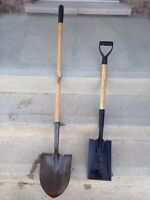 House and garden tools
