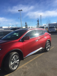 2015 Nissan Murano SL AWD- LOW KMS, EXTENDED WARRANTY,