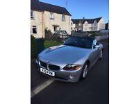 BMW Z4 2.2 convertible