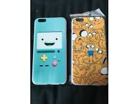 adventure time iphone 6 plus phone case cover
