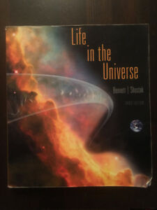 Life in the Universe (3E) Bennett and Shostak - NATS 1880