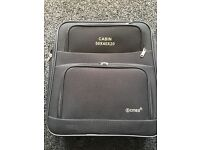 50x40x20 cabin luggage Used once Lightweight 1.4 kg