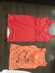 7x women's tops, 20 for all