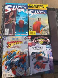 Job lot 100 DC comics