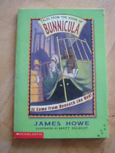 Tales from the House of Bunnicula Book