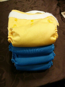 BumGenius Pocket style diapers