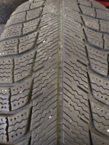 215/70/15 Winter Michelin Tires