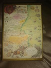 Folio Society. Chronicles of Narnia.