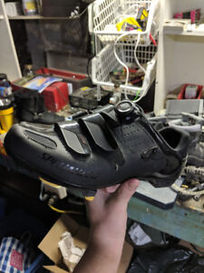 Specialized Cycling shoes with cleats