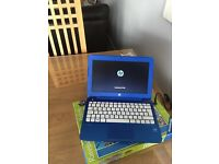 "HP Stream 11.6"" Laptop - Blue"