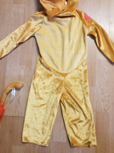 2t Halloween Costume The Lion Guard