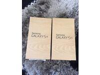 Samsung galaxy s4 original New in box white black colour