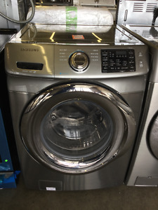 "26"" Front Load Samsung Dryer Heavy Duty Washer"