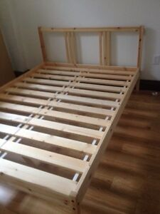 Ikea Full/Double Bed for sale