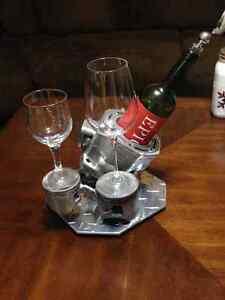 engine cylinder liquor/wine bottle holders St. John's Newfoundland image 3