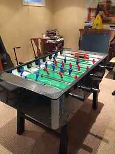 FABI Foosball Table - with coin operation option