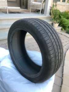 225 45R18   Nexen  (only 3 tires)