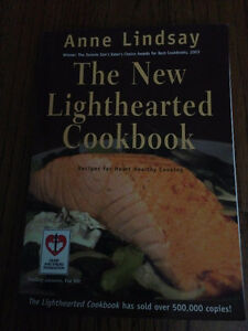 The new lighthearted cookbook