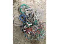 Computer cables etc