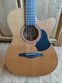 Eko electro acoustic guitar