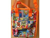 🍍🍎🍧 Paperchase Childs lunch bag with straps