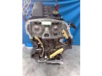 FITTED FORD TRANSIT DIESEL ENGINE