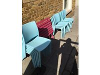 Art Deco Contempory Chairs £5 each
