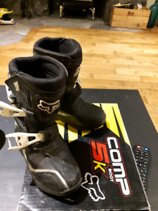 KIDS FOX COMP 5 Boots K13