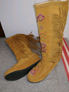 Native Style boots
