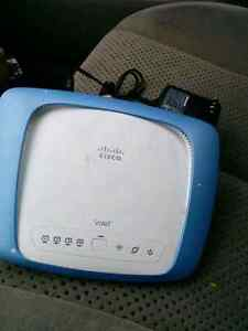 Cisco valet m20 dual band N wireless router