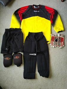 Youth Soccer Goalie outfit (for 7-10 year old)