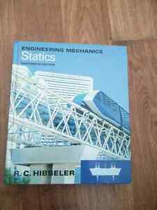 Static and Engineering drawing books for sale