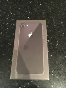 Brand new Iphone 8 64gbs - NEVER USED