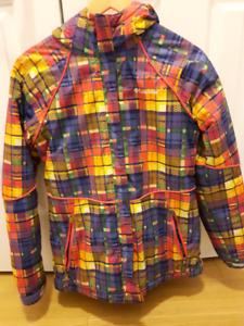 Girl's Columbia Winter Jacket, size 14/16