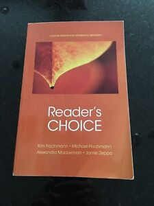 Readers Choice Custom Edition For Athabasca University