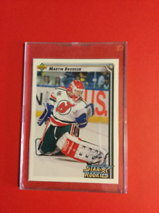 Martin Brodeur Rookie Card Buy New Used Goods Near You Find