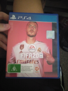 Brand new FIFA 20 PS4