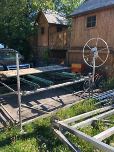SOLD - Double SeaDoo / Boat Lift For Sale