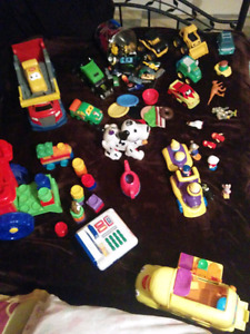 Lots de jouets