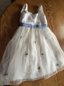 Size four flower girl dress Alfred Angelo
