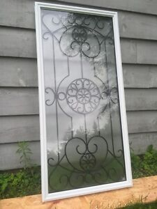 "Door Glass Lite ""Santa Maria"""