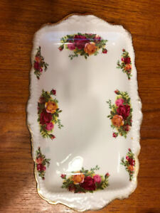 Royal Albert Old Country Roses Accessory Pieces
