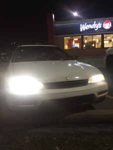 5speed Honda Accord only 160xxxkms