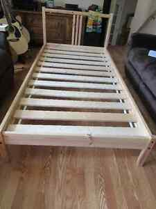 THREE BED FRAMES - 1 SINGLE, 2 QUEEN/DOUBLE - see individual ads