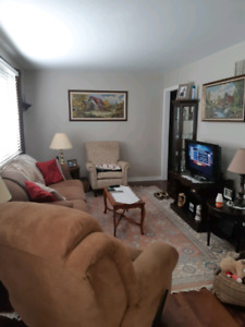 House all inclusive ,furnished  for 6 month's  possibly longer