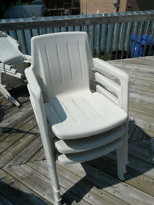 Patio/lawn chairs