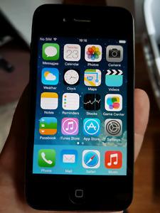 IPhone 4 bell virgin Telus Koodo Rogers fido chatr etc